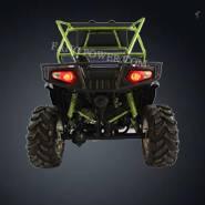 200cc shaft drive double seat steering wheel UTV