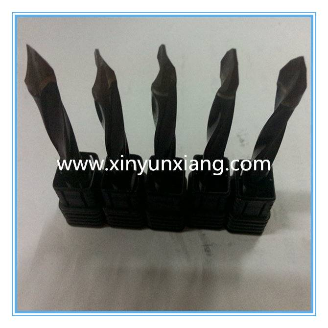 Tungsten Carbide Through Hole Drill Bits