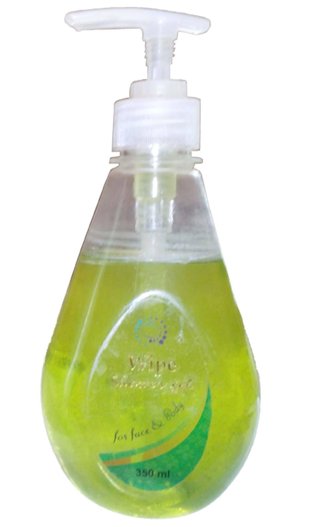 Wipe Shower Gel