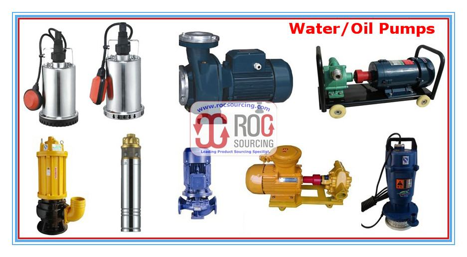 High Quality Water pump Oil pump Sweage Submersible Pump Deep well pump all pumps