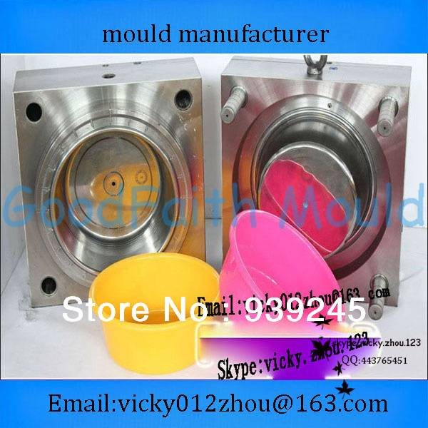 high quality plastic basin mould maker