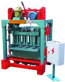 QTJ4-30B Hollow Brick Machine