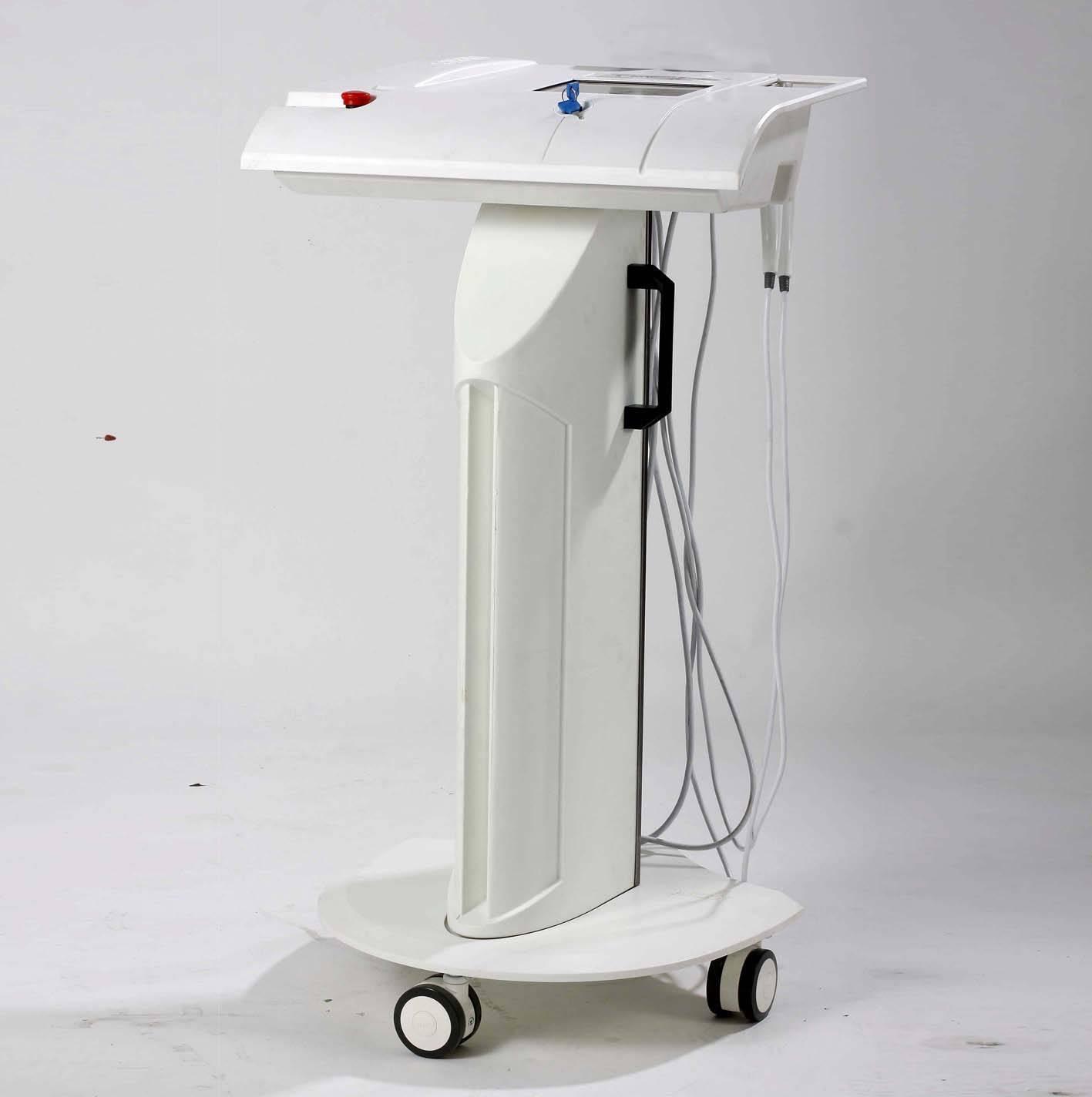 Stand RF skin lifting beauty machine