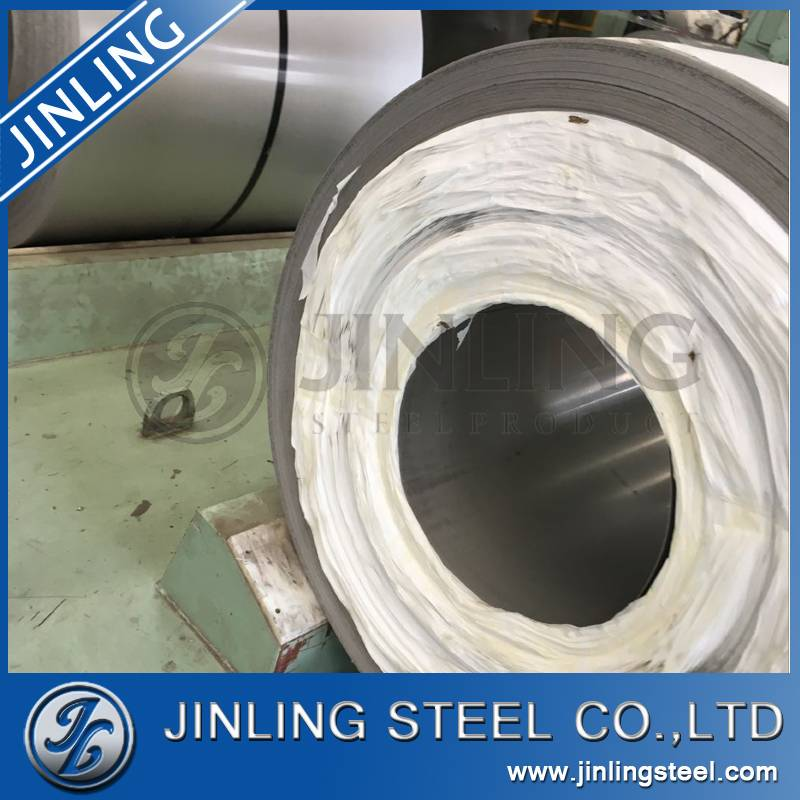 China prime cold rolled stainless steel 201 coils