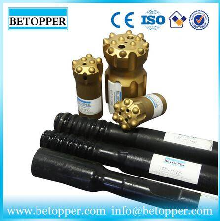 MF drill rod for drill rig