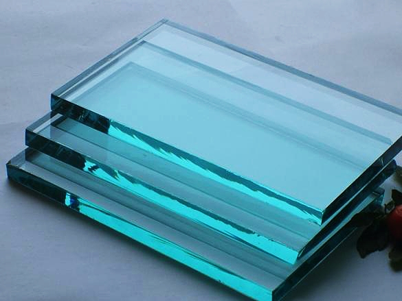 3-19mm clear and tinted float glass