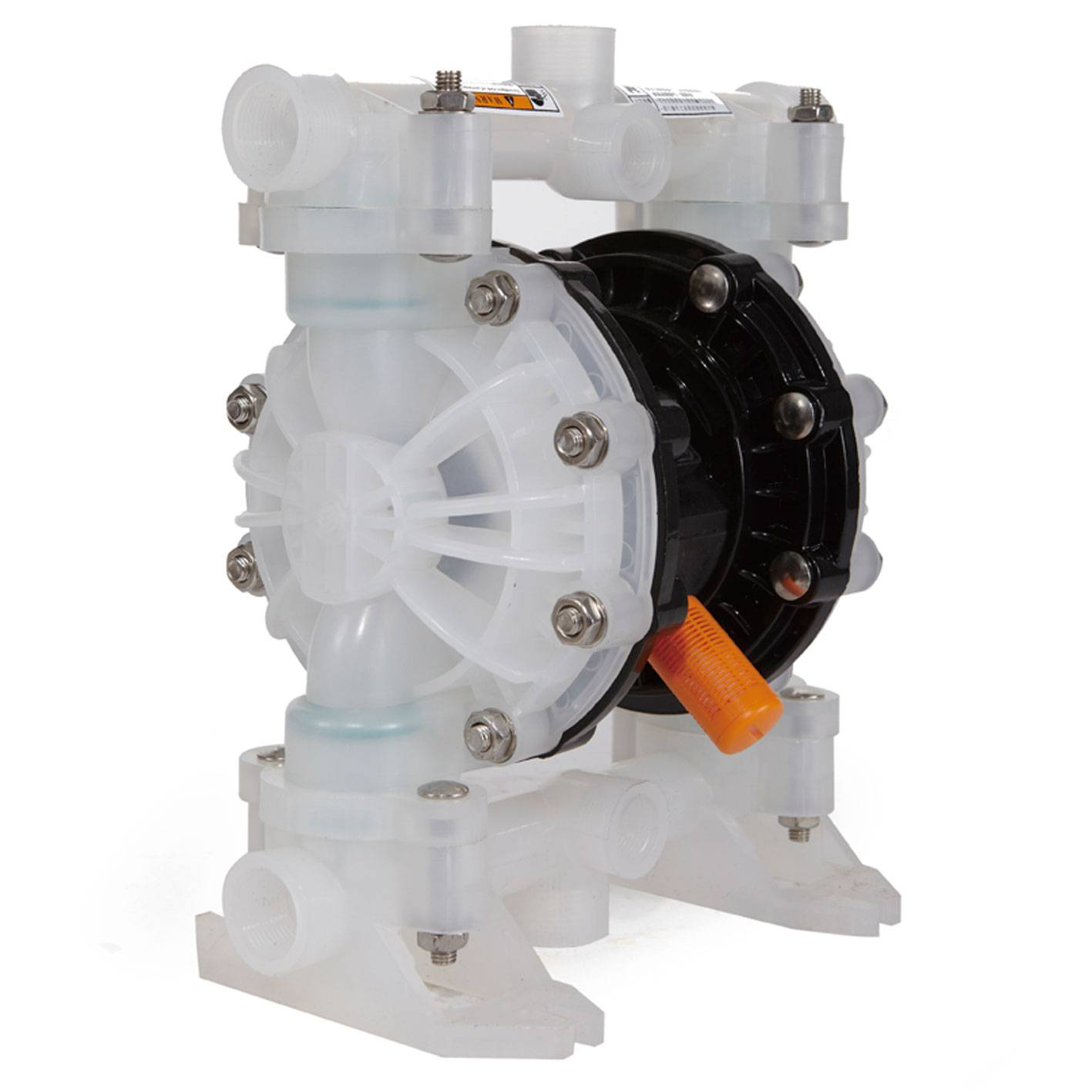 QBY3- 10/15 PTFE Air Operated Diaphragm Pump