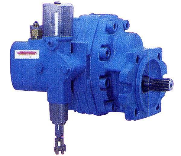 vane pump--vickers
