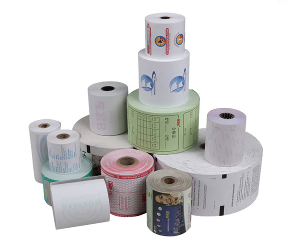 Thermal Paper Rolls & Cash Register Paper for POS machine