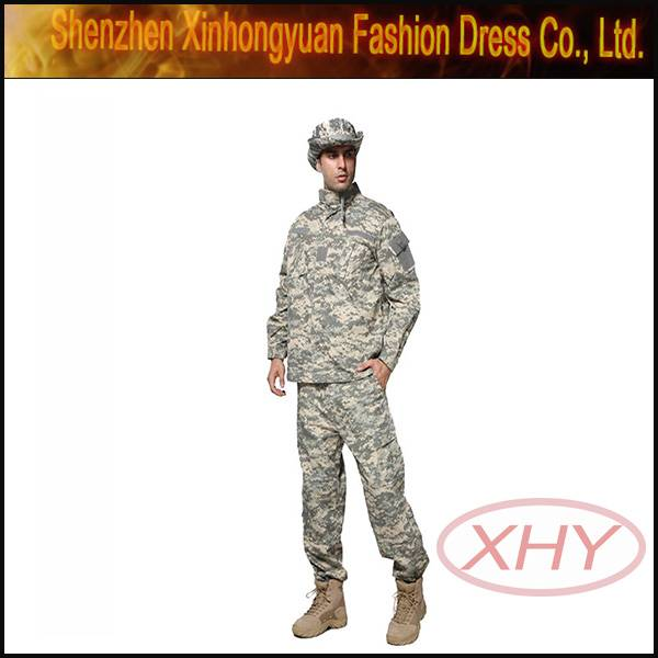 ABU military clothing camouflage uniform