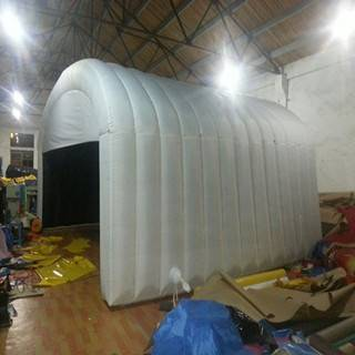 6m long inflatable tunnel