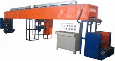 adhesive tape production line for bopp