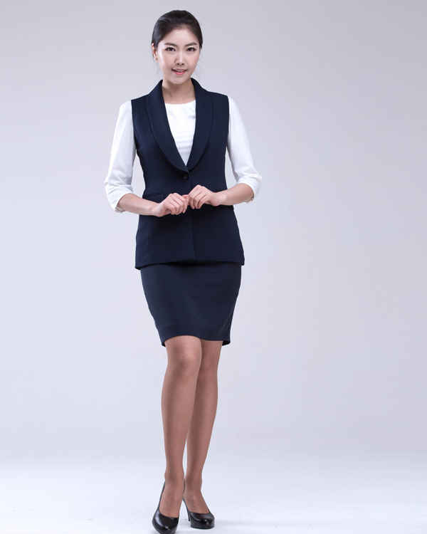 Formal Uniform for Office Women Neat Style