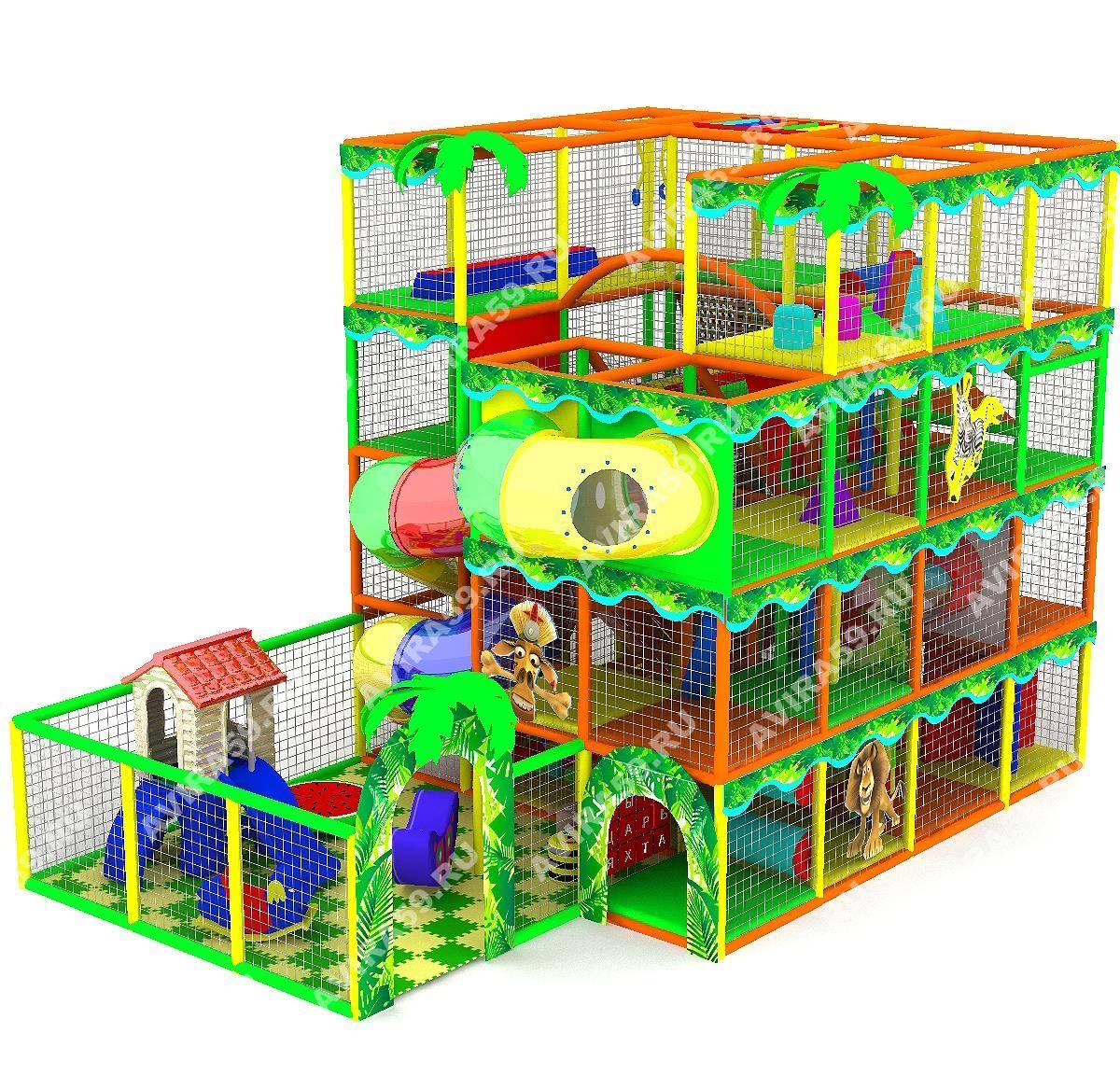 Indoor playground Liner