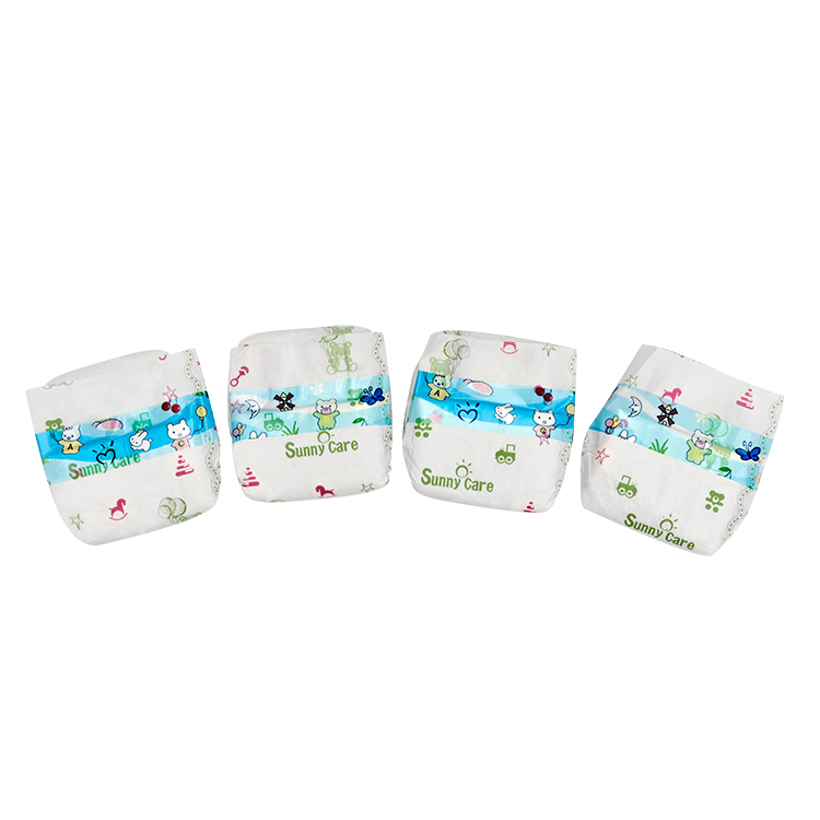 OEM Service Strong Absorbency Wholesale Disposable Baby Diapers