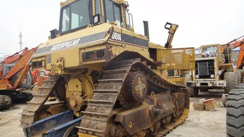 Used CAT Bulldozer D8N In Good Condition