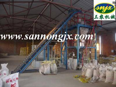 Fertilizer Floor Batching System DPHB50-300-D
