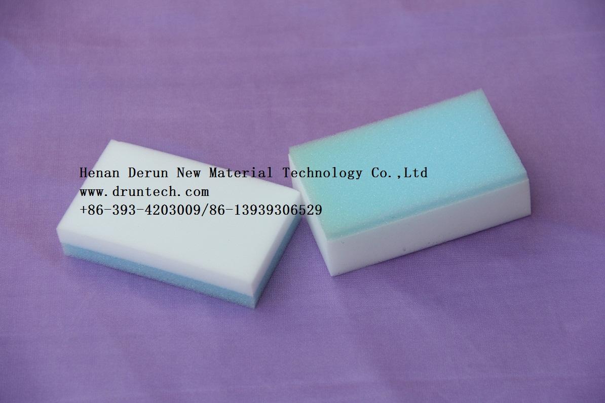 Magic Sponge white magic eraser melamine foam cleaning household products