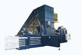 Carton Box Paper Baling Machine
