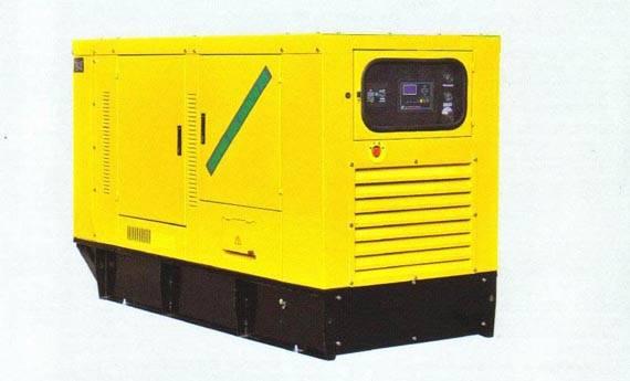 600KW silent diesel Gensets