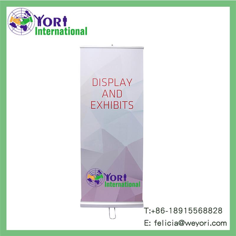 Yori printing custom promotion advertising roll up display