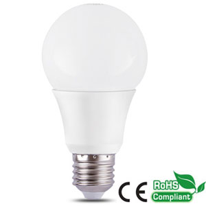 9W LED light bulb 12v dc 110-220v ac