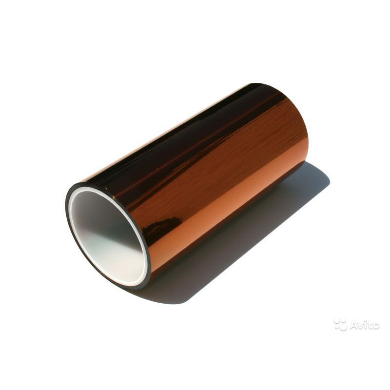 0.050mm yellow polyimide film for Electrical insulation materials