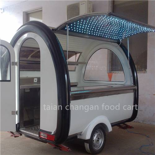 New Product Street Vending Food Cart