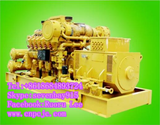 Series 3000/6000 gas engines and gensets