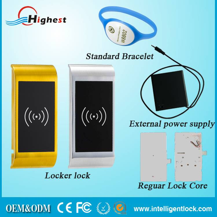 Wireless price Safe cabinet locker lock Security Smart Sauna Lock
