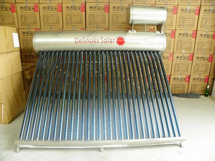 Stainless Steel Thermosiphon Solar Water Heater