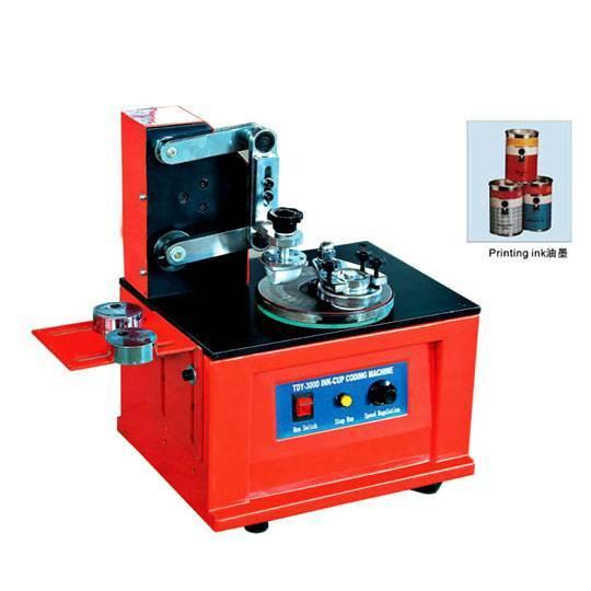 Electric Ink Printing Machine