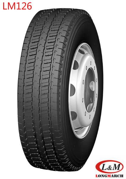Double Coin/Long March All Position Steer Truck Tire (LM126)