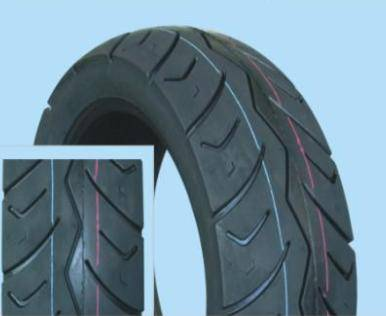 Motorcycle tubeless tires factory with E-mark certificate