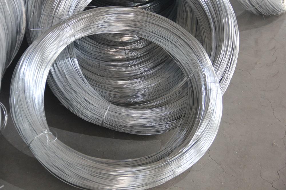 Electric Galvanized Iron Wire BWG8-BWG24