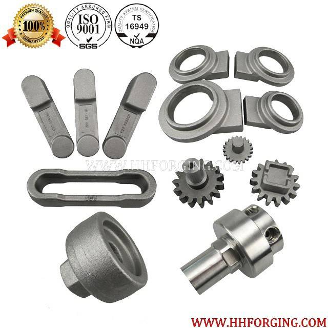 OEM High Quality Forged Machinery Parts