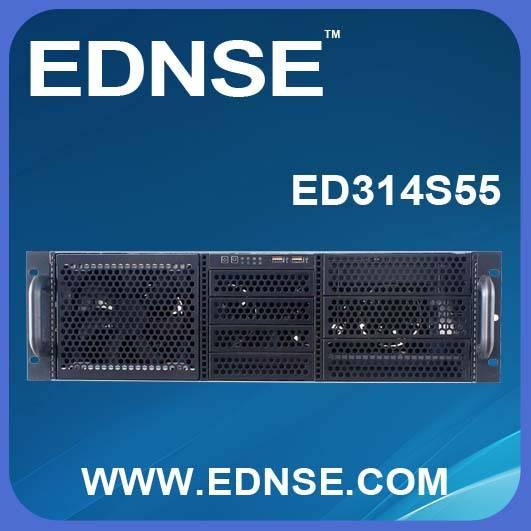 EDNSE 3u server chassis rackmount server case ED314S55