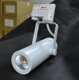 15W led track light, high quality museum led track spot light