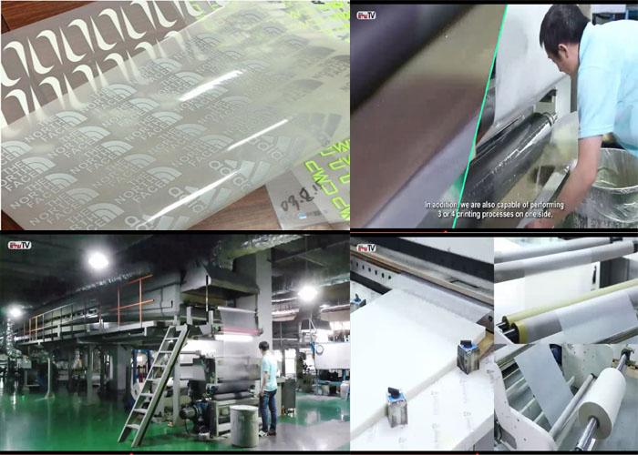 China Factory Direct Supply Heat Transfer Printing Film/Heat Transfer Film/Heat Transfer PET Films