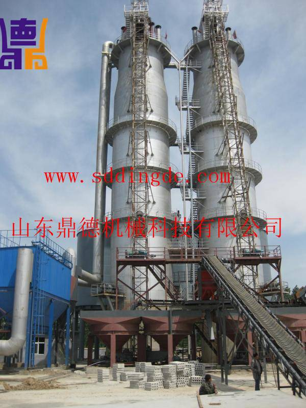 Environmental protection kiln blast furnace