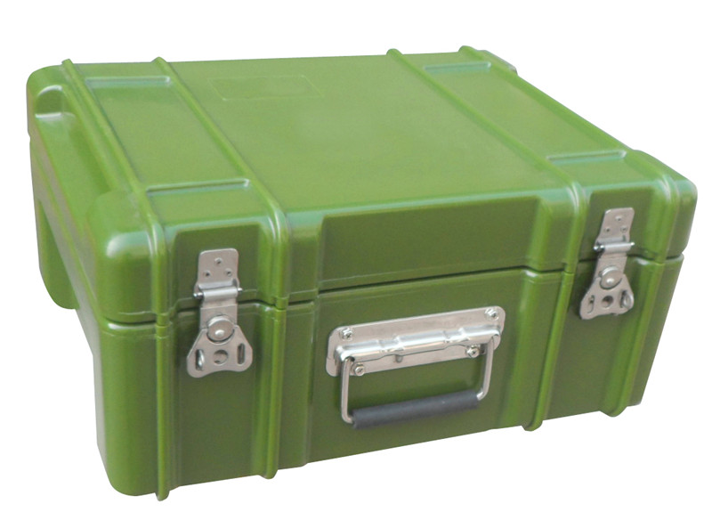 Hard Rolling Plastic Tool Box for Equipment