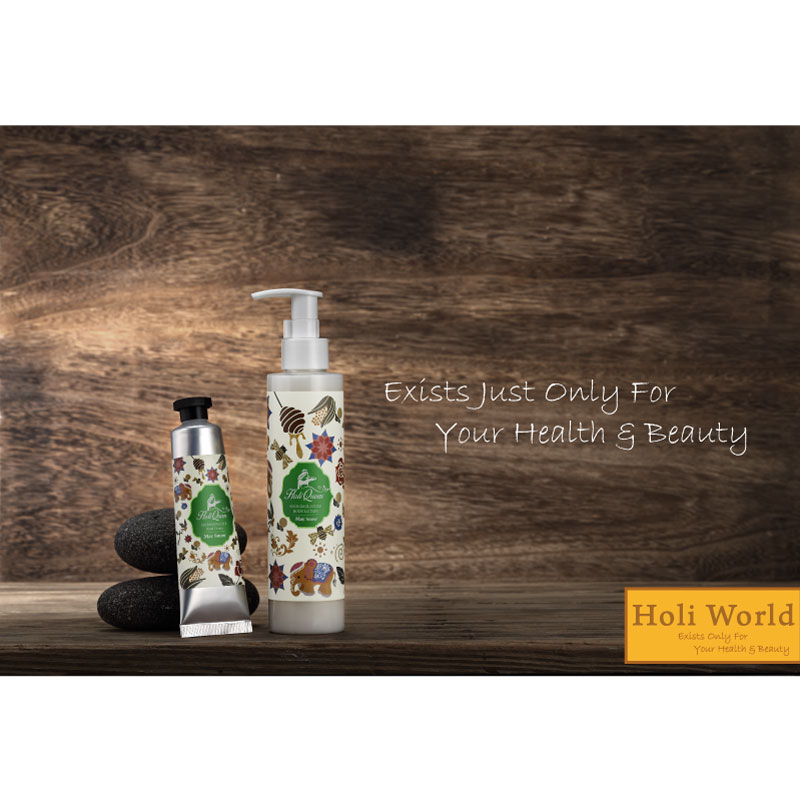 Holi Queen Micromolecule Hand Cream - May Snow