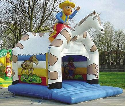 Horse Bouncer