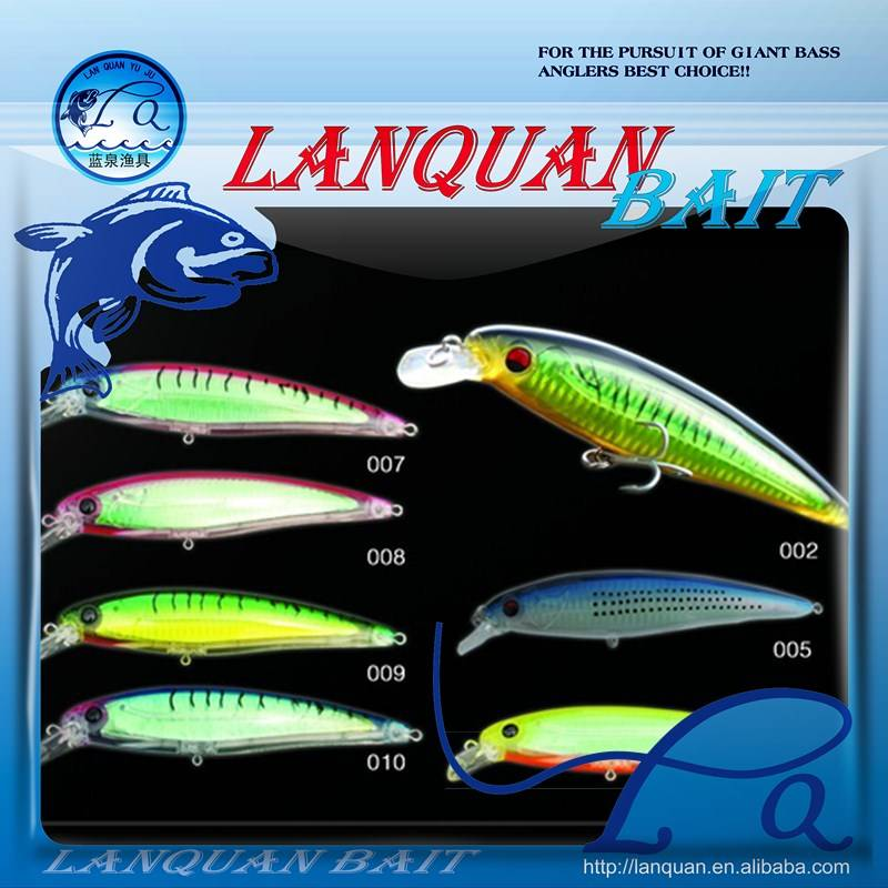 fishing lure minnow -6