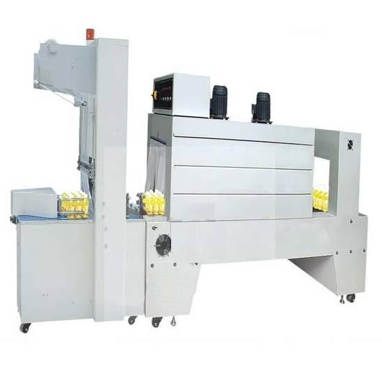 Semi- Automatic Sleeve Shrink Packgaing Machine