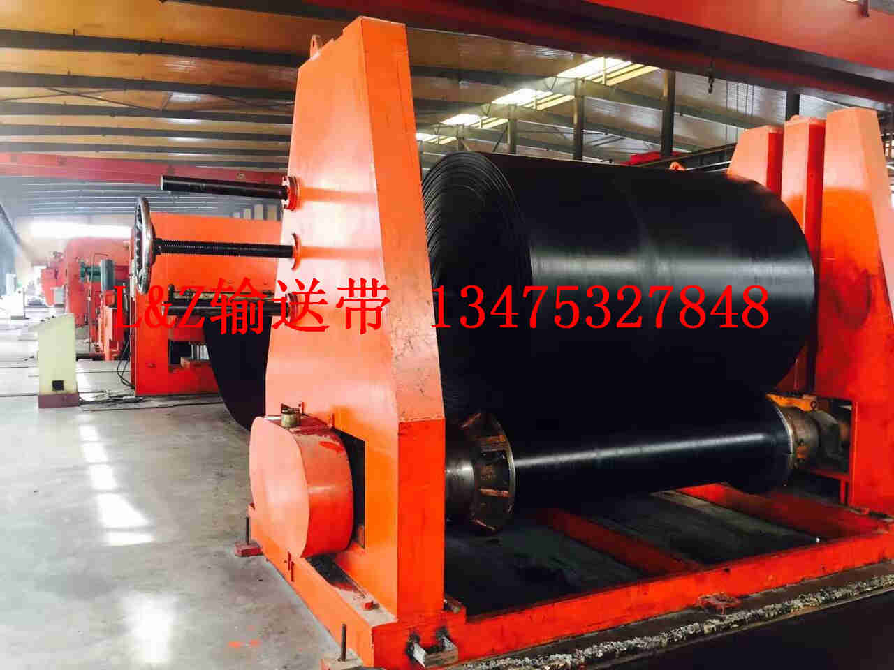 How to repair the conveyor belt in China?