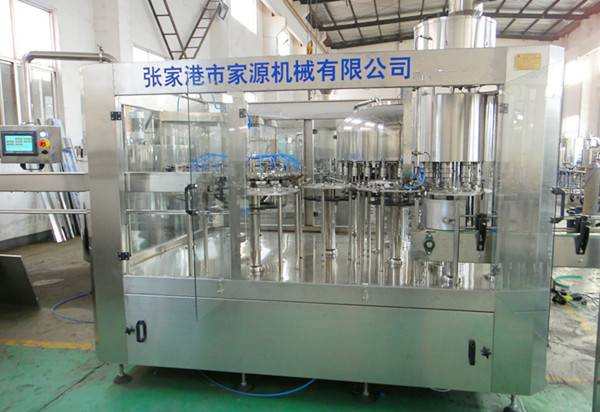 Automatic Drinking Pure Water Filling Plant