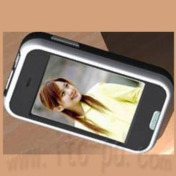2.4 Inch Touch Screen MP4 Player (ITC-4H082)
