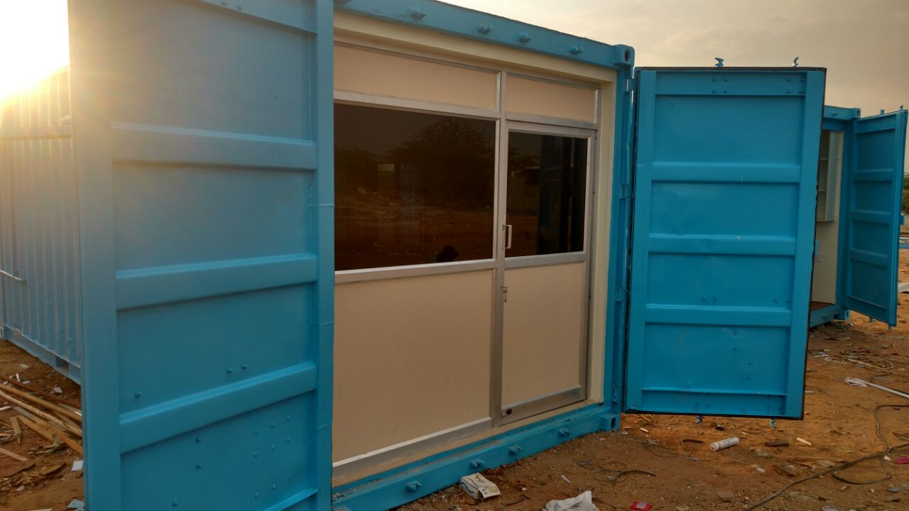 TJ Trading Agencies second hand containers