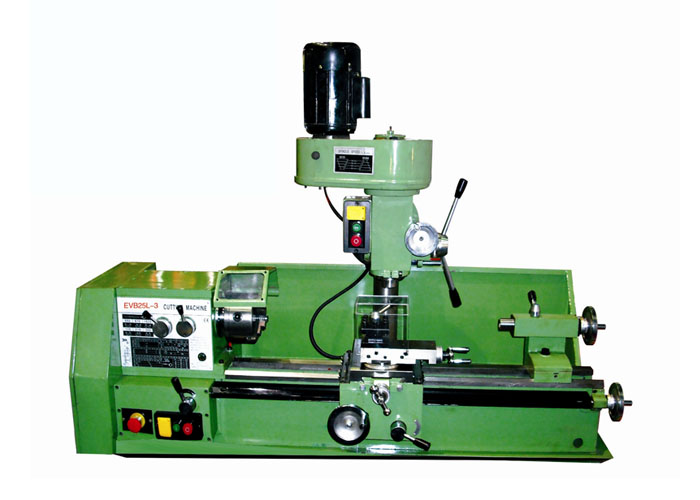 hot sale combined lathe&milling machine with competitive price